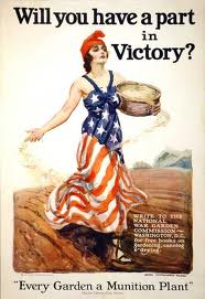 WWI Victory Garden Sign